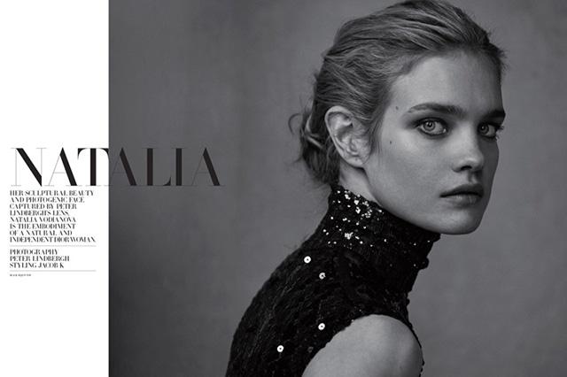 Наталья Водянова вновь украсила обложку Dior Magazine (фото 1)
