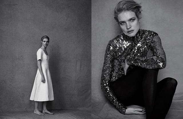 Наталья Водянова вновь украсила обложку Dior Magazine (фото 4)