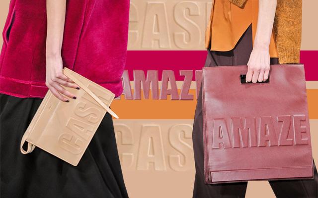 На заметку: сумки с надписями (фото 4)