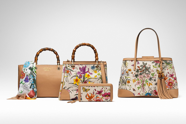 Gucci Flora collection