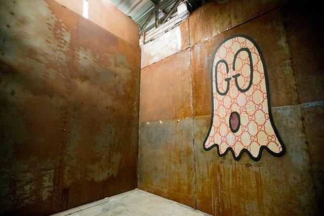 Очень дружелюбные привидения: коллаборация Алессандро Микеле и GucciGhost (фото 2)