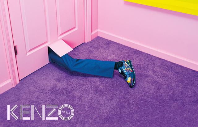 Полная версия кампании Kenzo