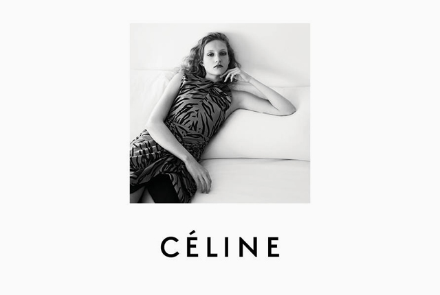 Рекламная кампания Céline, resort 2016 (фото 1)