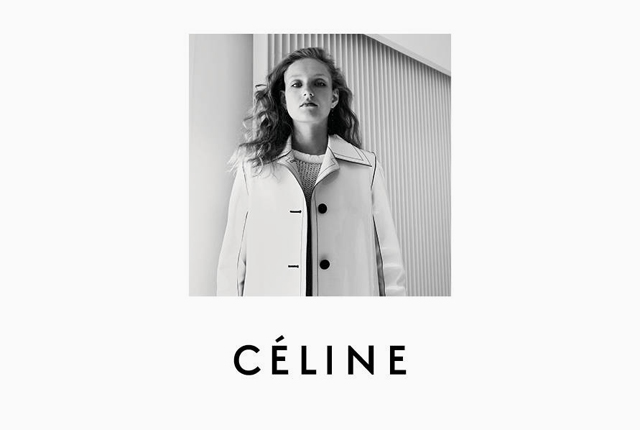 Рекламная кампания Céline, resort 2016 (фото 2)