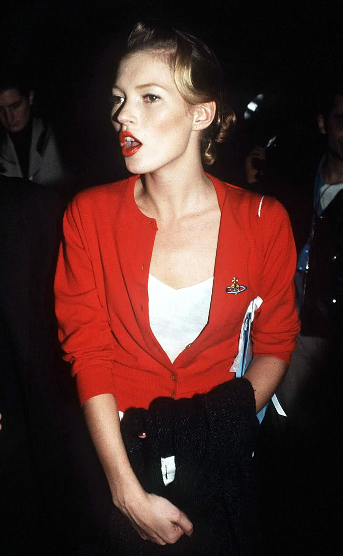 Кейт Мосс празднует 25 лет модельной карьеры (фото 3)