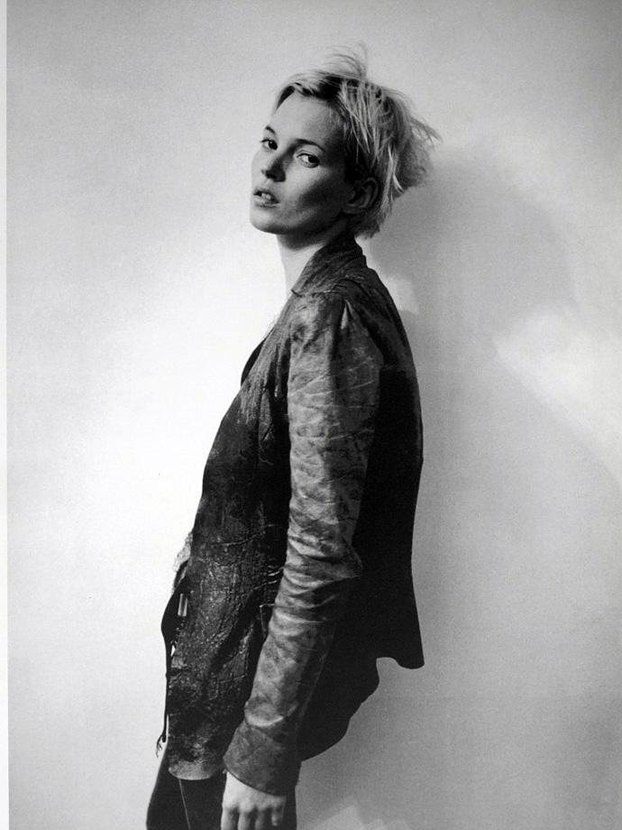 Кейт Мосс празднует 25 лет модельной карьеры (фото 4)