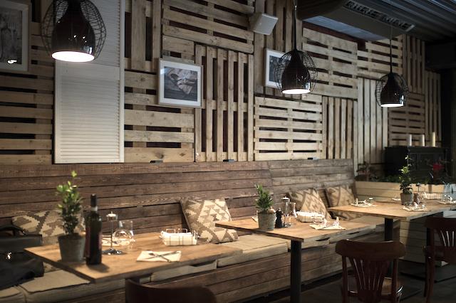 Ресторан недели: Food & Wine на Трехгорке (фото 2)