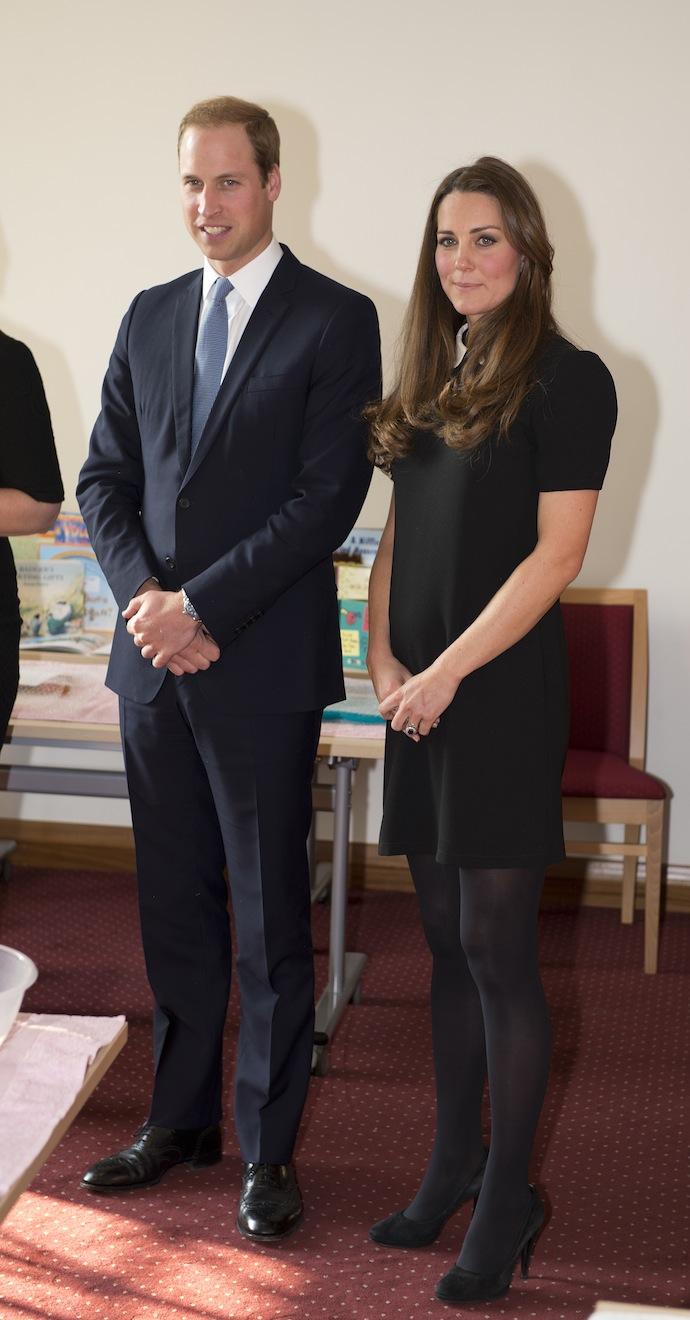 Принц Уилльям и Кейт Миддлтон