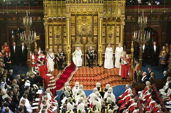 an analysis of queen elizabeths speech in englands war with spain Queen elizabeth queen elizabeth was perhaps most admired for remaining in london at her husband's side with their children during the world war ii german blitz the king was advised to evacuate his family, especially the two princesses the queen reportedly scoffed at the idea and is best known for her explanation as to why they did not.