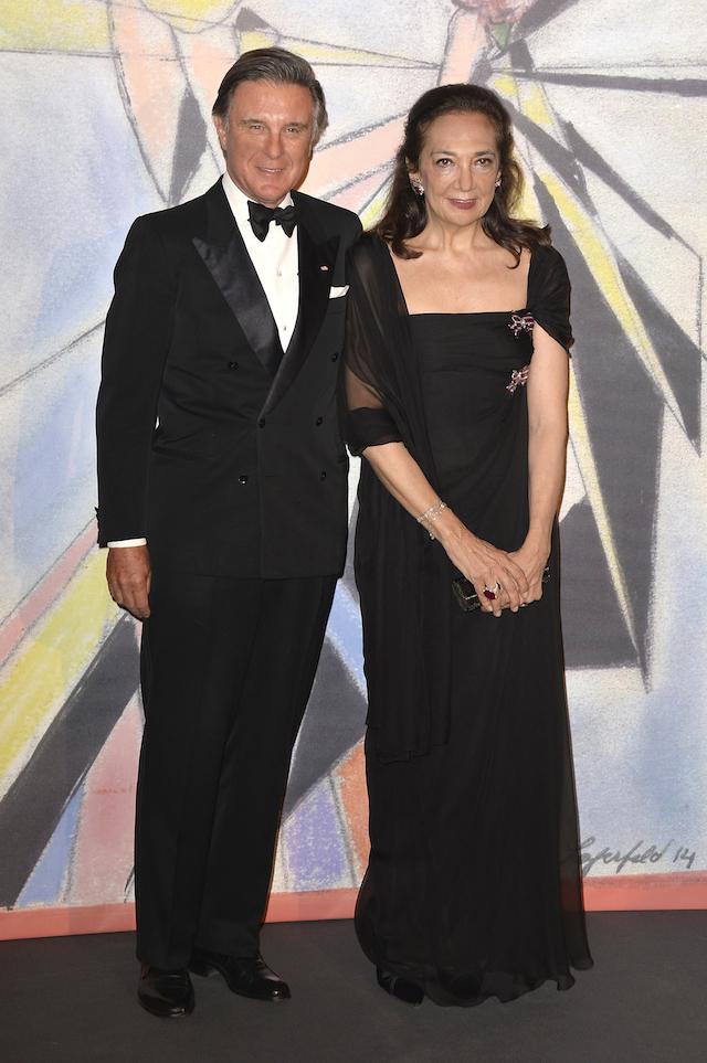 Альберто и Джованна Репосси