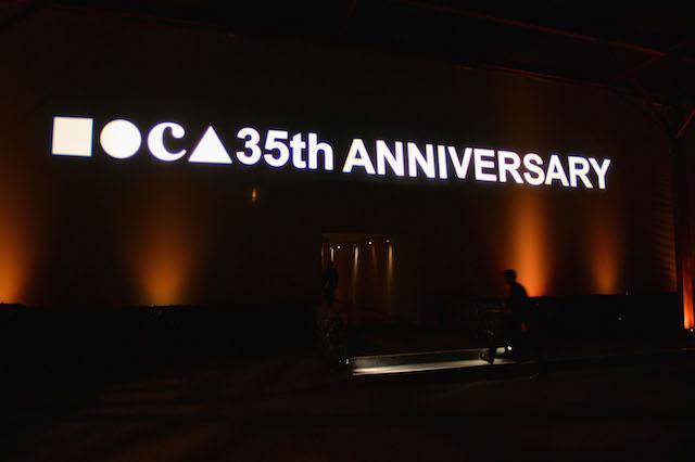Гала-вечер в честь 35-летия MOCA в Лос-Анджелесе (фото 2)