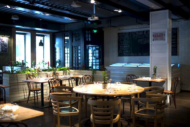 Ресторан недели: Food & Wine на Трехгорке (фото 5)