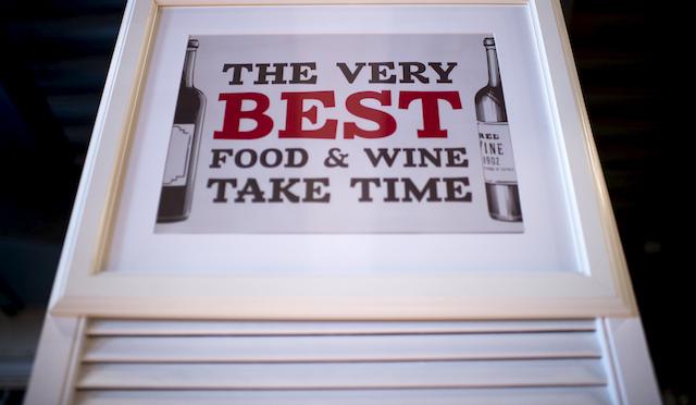 Ресторан недели: Food & Wine на Трехгорке (фото 3)