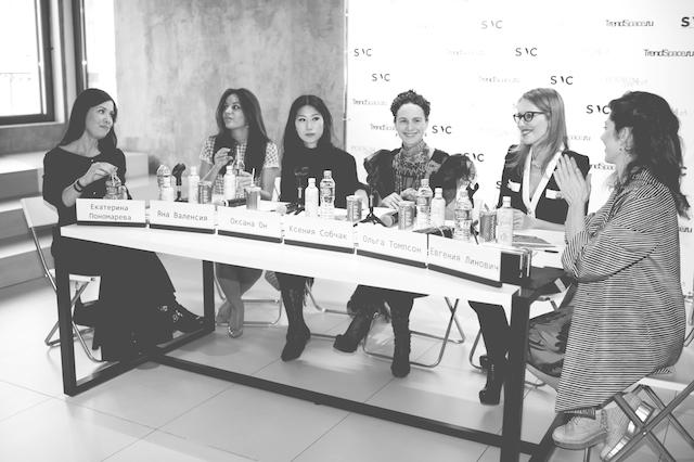 SNC Day: мода и искусство с Ксенией Собчак (фото 1)