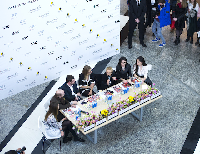SNC Day: мода и искусство с Ксенией Собчак (фото 2)