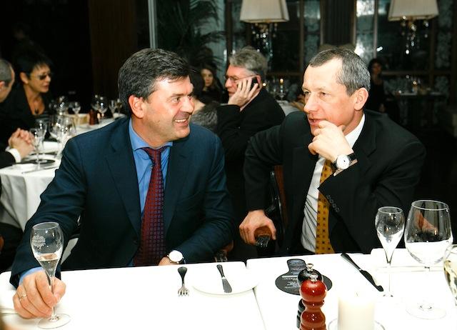 Алексей Комиссаров и Андрей Шаронов
