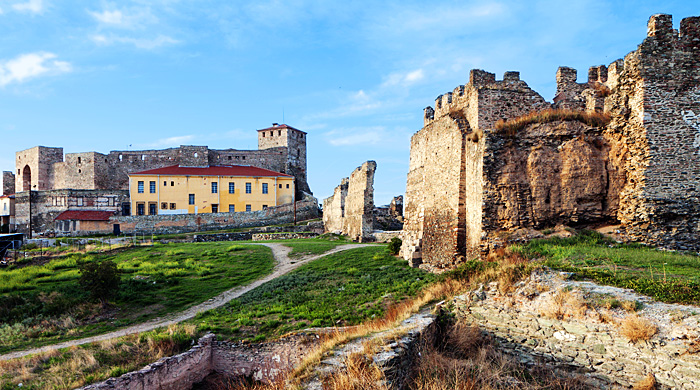 14232753 genti koule medieval castle and prison at thessaloniki city