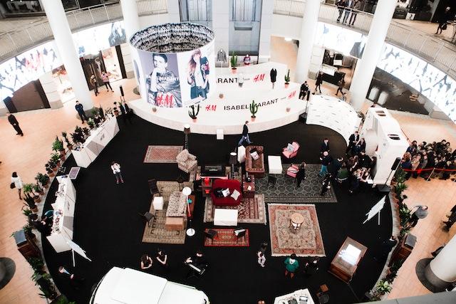 Презентация Isabel Marant pour H&M в Москве (фото 1)