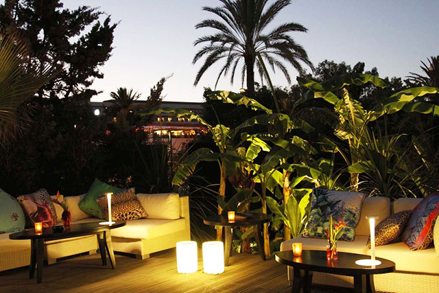 Новый ресторан Роберто Кавалли на испанской Ибице (фото 1)