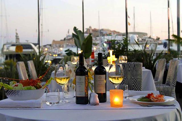 Новый ресторан Роберто Кавалли на испанской Ибице (фото 2)