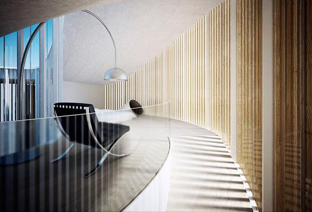 Дом как дерево: арт-резиденция от архитекторов Penda (фото 4)