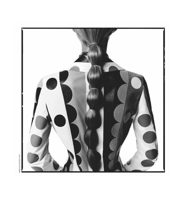 Полная версия рекламной кампании Valentino, осень-зима 2014 (фото 6)