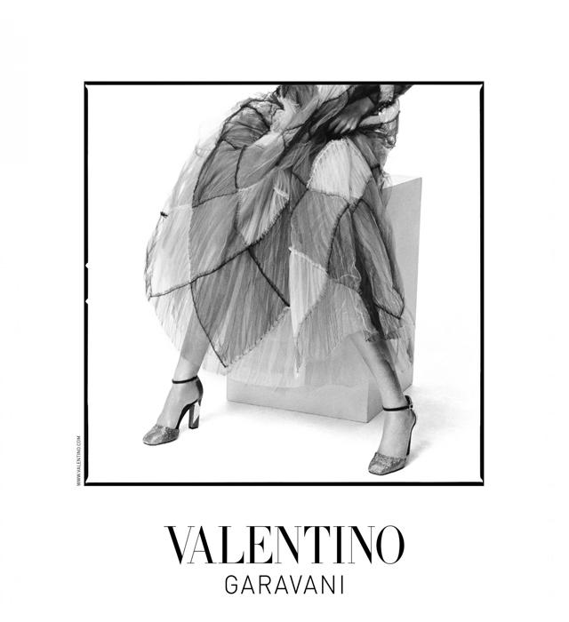 Полная версия рекламной кампании Valentino, осень-зима 2014 (фото 4)