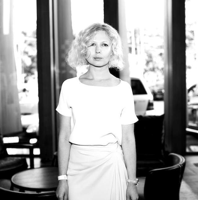 Перфоманс Future in Beauty с Джоном Гальяно в Москве (фото 14)
