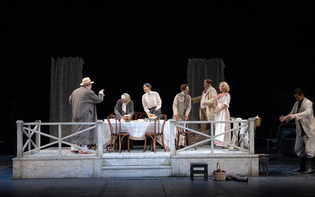 Андрей Кончаловский представит свои спектакли в Неаполе (фото 4)