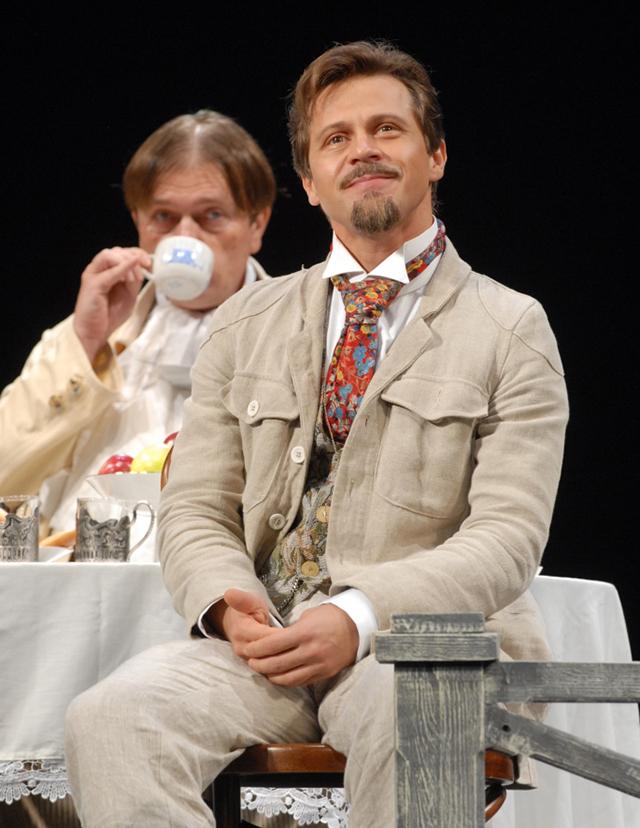 Андрей Кончаловский представит свои спектакли в Неаполе (фото 5)
