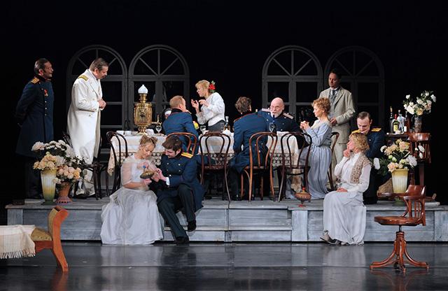 Андрей Кончаловский представит свои спектакли в Неаполе (фото 1)