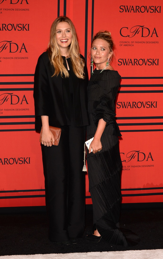 CFDA Fashion Awards: гости перед церемонией