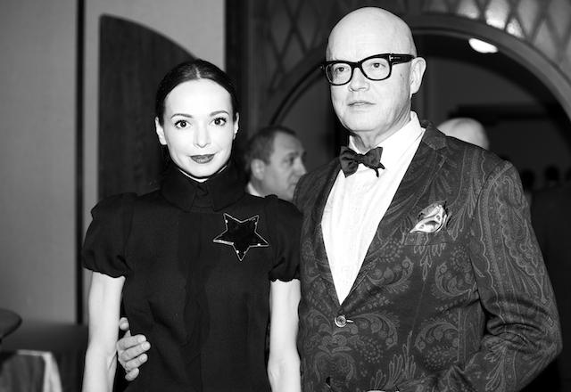 Диана Вишнева и Николай Гришко