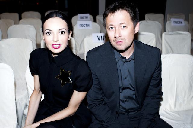 Диана Вишнева и Константин Селиневич