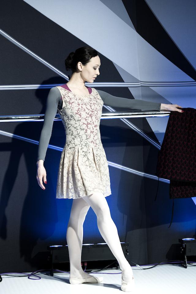 Презентация коллекции профессиональной балетной одежды (фото 7)