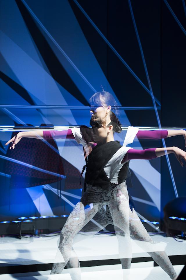 Презентация коллекции профессиональной балетной одежды (фото 8)