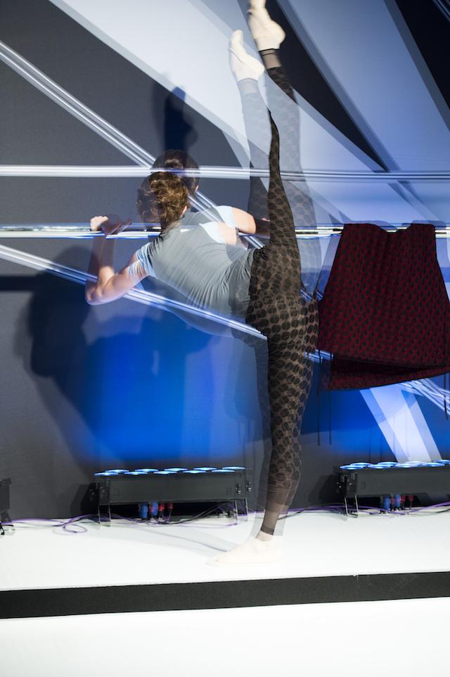 Презентация коллекции профессиональной балетной одежды (фото 4)