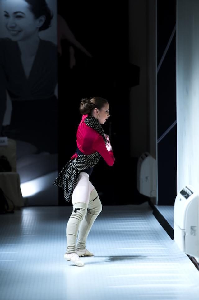 Презентация коллекции профессиональной балетной одежды (фото 2)