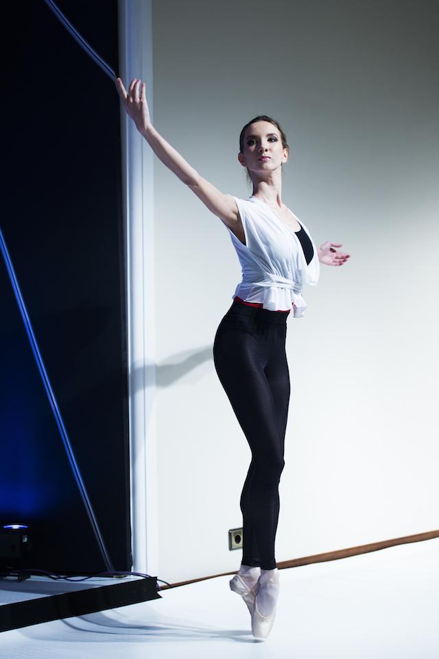 Презентация коллекции профессиональной балетной одежды (фото 5)
