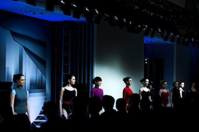 Презентация коллекции профессиональной балетной одежды (фото 1)