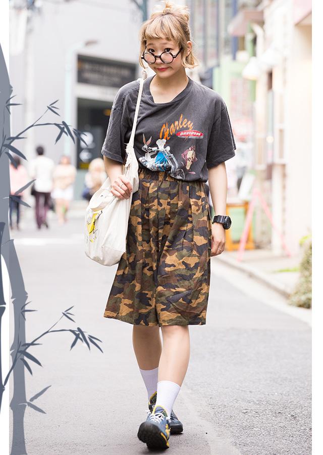Фабрика причуд: из чего состоит гардероб японцев (фото 4)