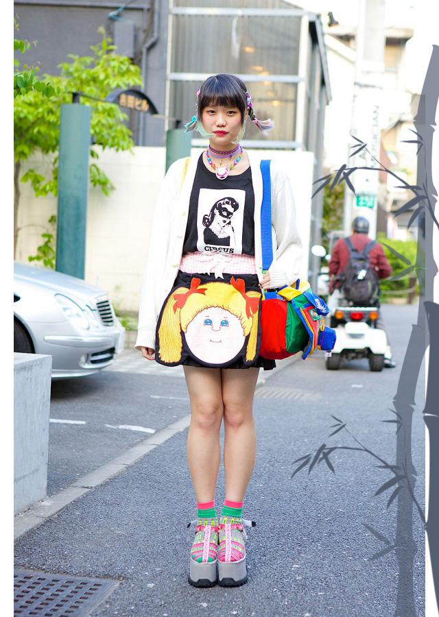 Фабрика причуд: из чего состоит гардероб японцев (фото 1)