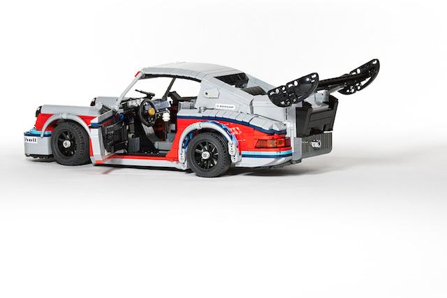 Набор гоночных автомобилей Porsche от LEGO (фото 3)