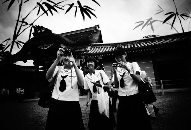 Фабрика причуд: из чего состоит гардероб японцев (фото 3)