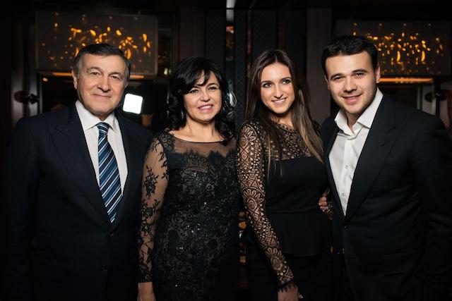 шейла агаларова вышла замуж