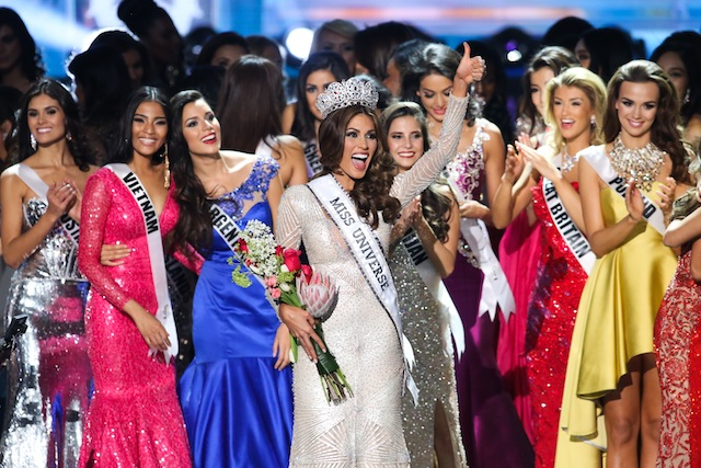 """Титул """"Мисс Вселенная 2013"""" завоевала девушка из Венесуэлы (фото 1)"""