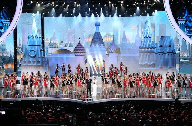 """Титул """"Мисс Вселенная 2013"""" завоевала девушка из Венесуэлы (фото 2)"""