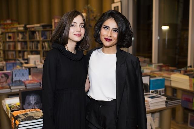 Екатерина Боркунова и Тамуна Циклаури