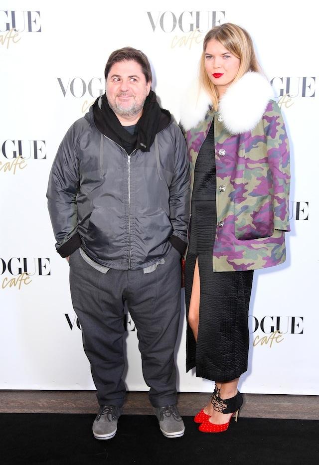 Открытие Vogue Cafe в Киеве (фото 4)