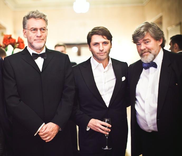 Артемий Троицкий, Николай Усков и Константин Ремчуков